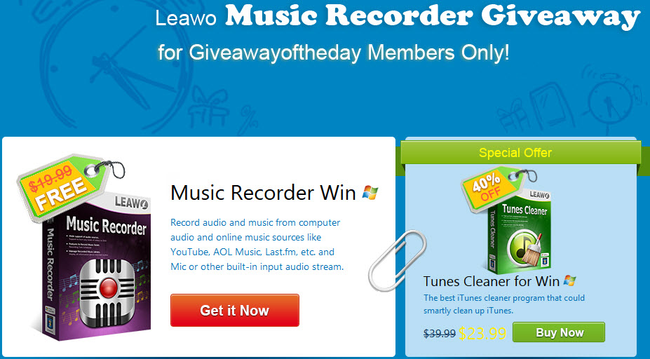 leavo Music Recorder